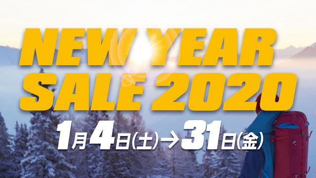 myX NEW YEAR SALE 2020 2020年1月4日(土)~31日(金)