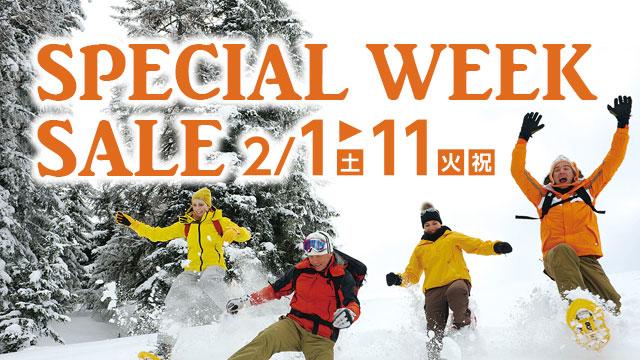 GOOD OPEN AIRS myX '19-'20秋冬モデル、最終クリアランス SPECIAL WEEK SALE 2/1(土)~11(火・祝) 詳しくはこちら