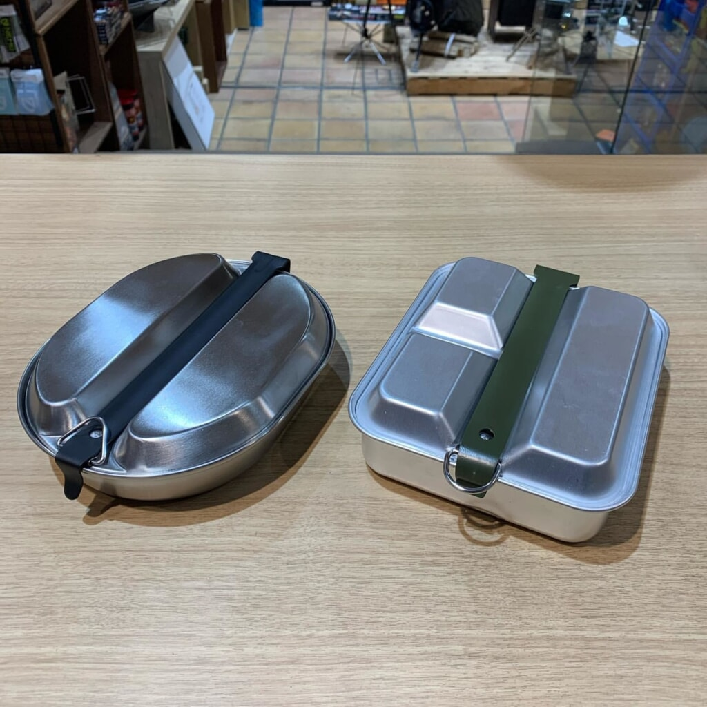 MESS KIT PAN